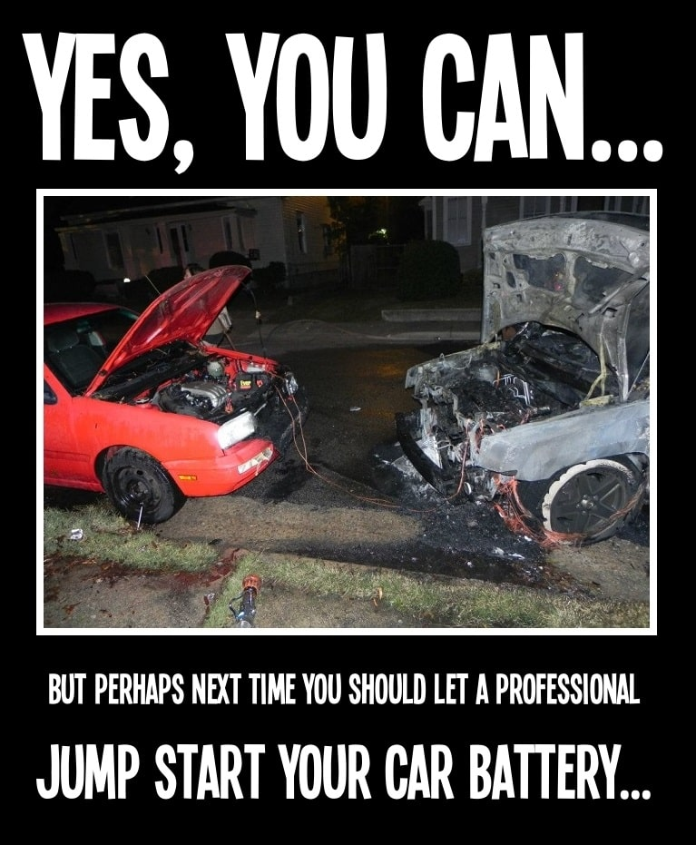 Can You Die From A Car Battery